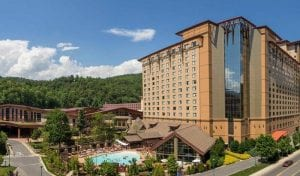 Harrah's Casino Cherokee
