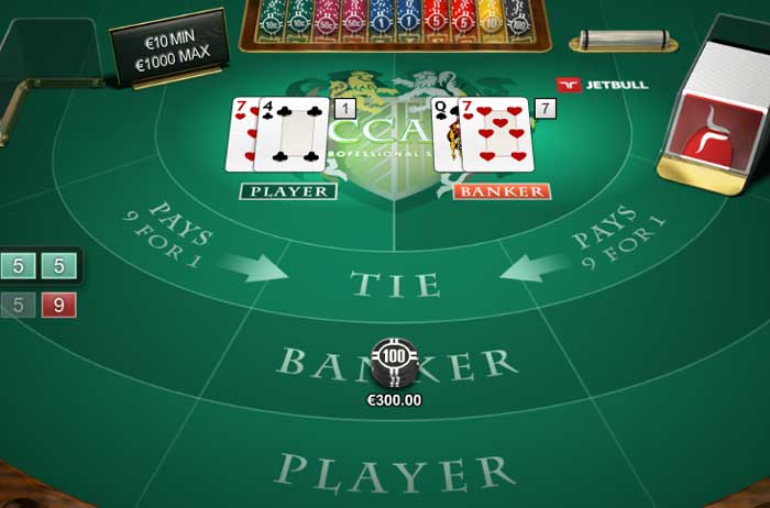Play Online Baccarat For Real Money At The Best Sites in 2021