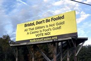 Virginia churches against bristol casino