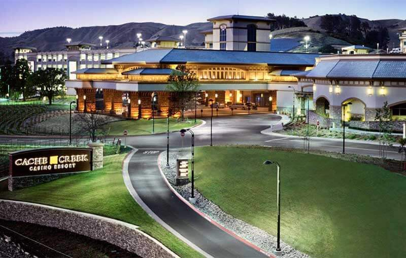 Cache Creek Casino, Northern California