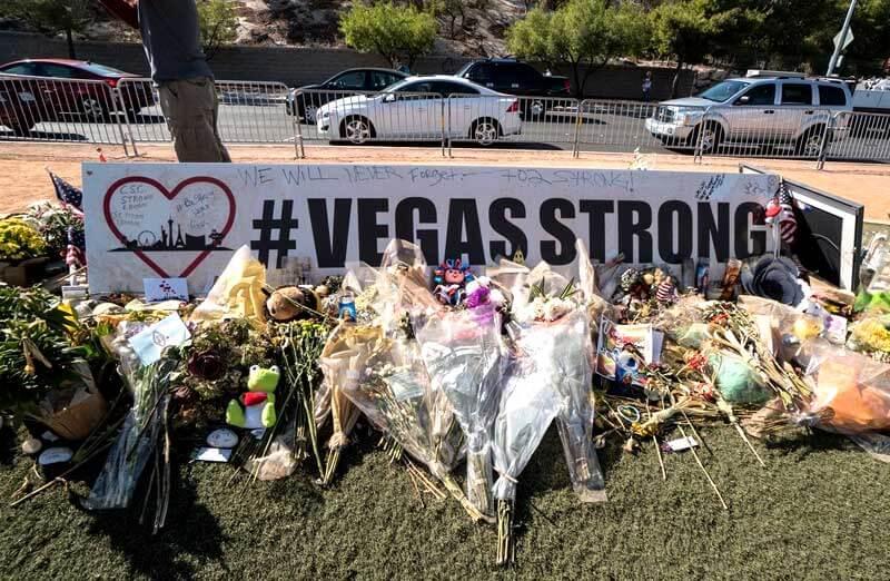 MGM Resorts Shooting Victims
