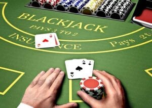 Online blackjack om rigtige penge