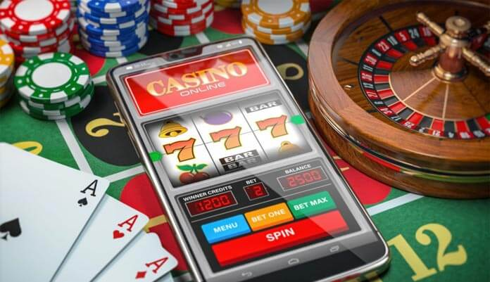 Casinos online de dinero real