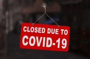 Casino shutdown in US due to Covid 19