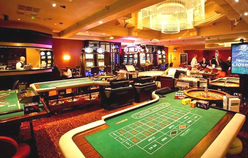 England Retail Gambling Sector