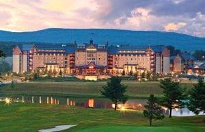 The Mount Airy Casino Resort, Pennsylvania