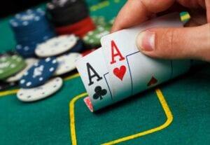 Online poker om rigtige penge