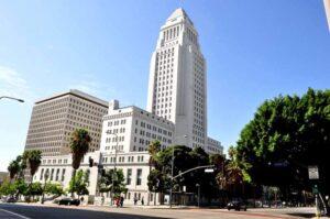 LA City Council Hall