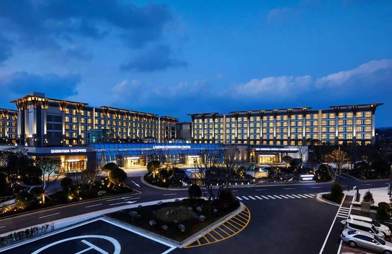 Landing Casino, South Korea