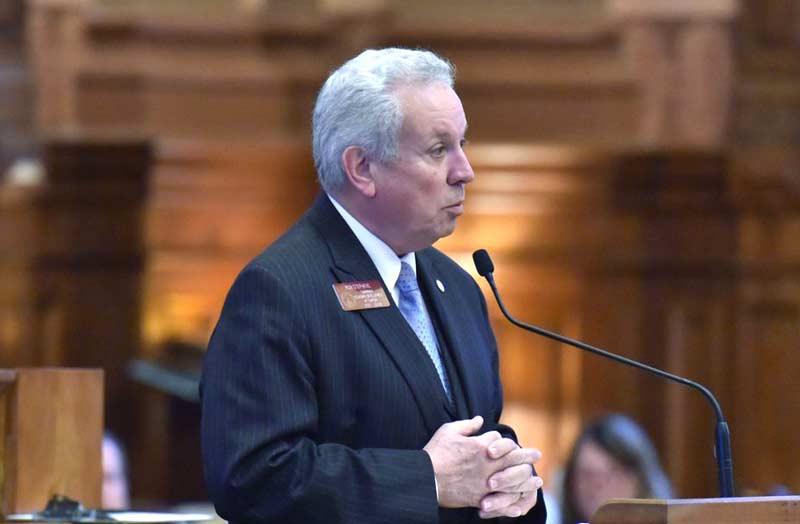 Representative Ron Stephens