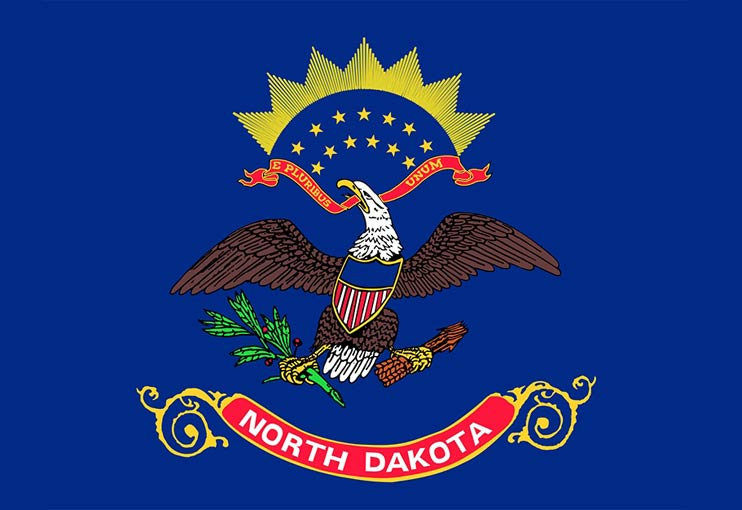 North Dakota Online Casinos and Gambling
