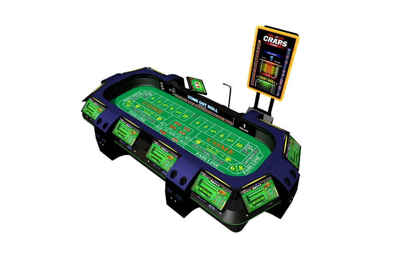 Roll to Win Craps Game