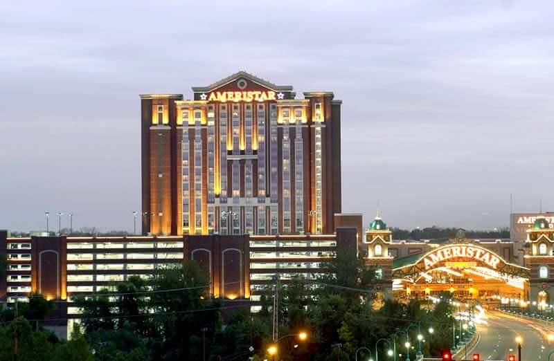 Ameristar Casino Resort Spa St. Charles, Missouri
