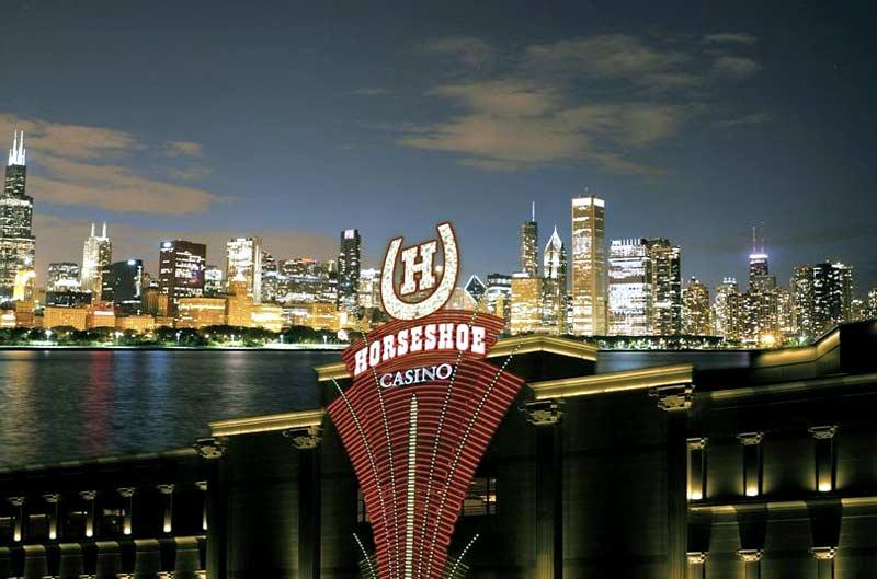 Horseshoe Hammond Casino in Indiana