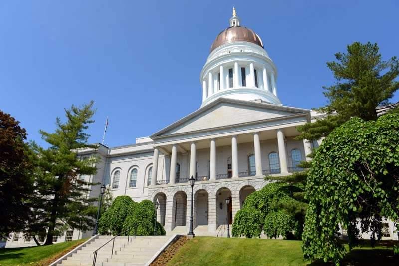 Maine Legislature Tribal Gaming Proposal