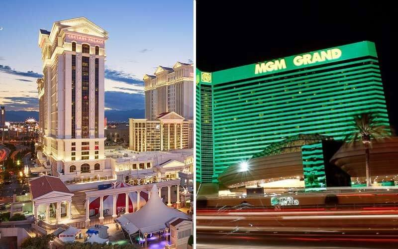MGM and Caesars offering Covid 19 vaccines to their employees