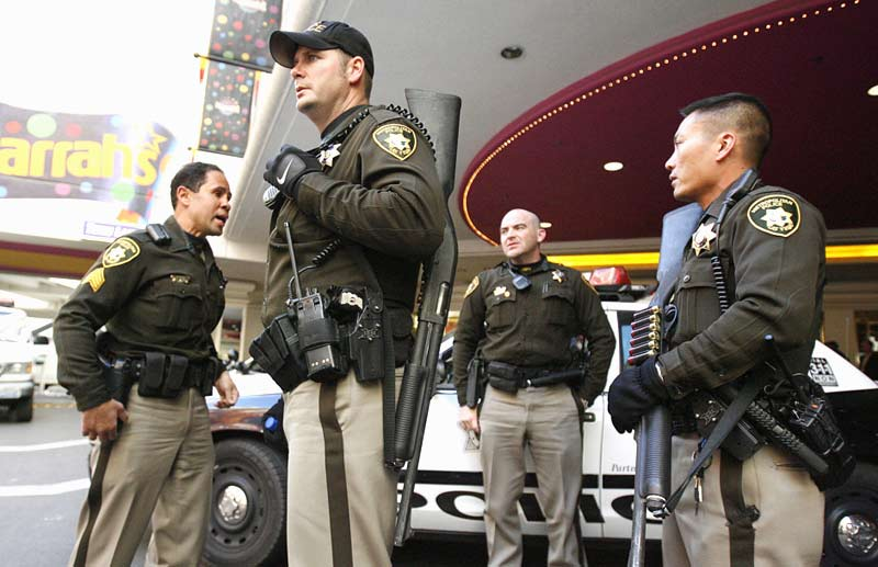 Vegas Police