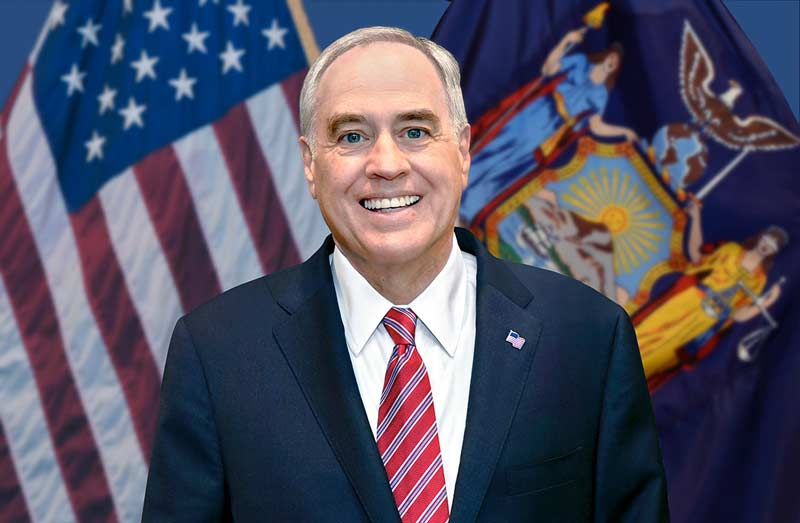 Thomas P DiNapoli - Comptroller of the State of New York