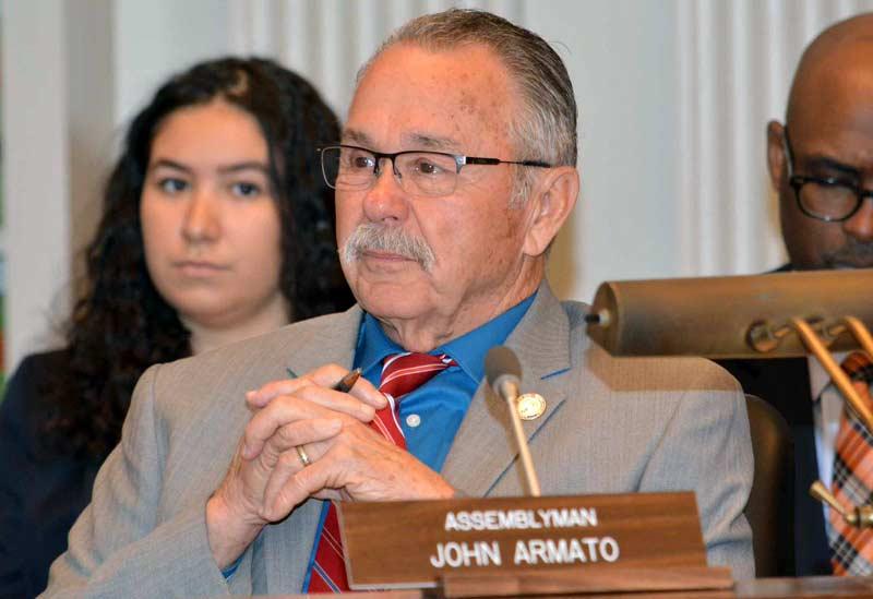 Assembly Bill 5587 introduced by Assemblyman John Armato
