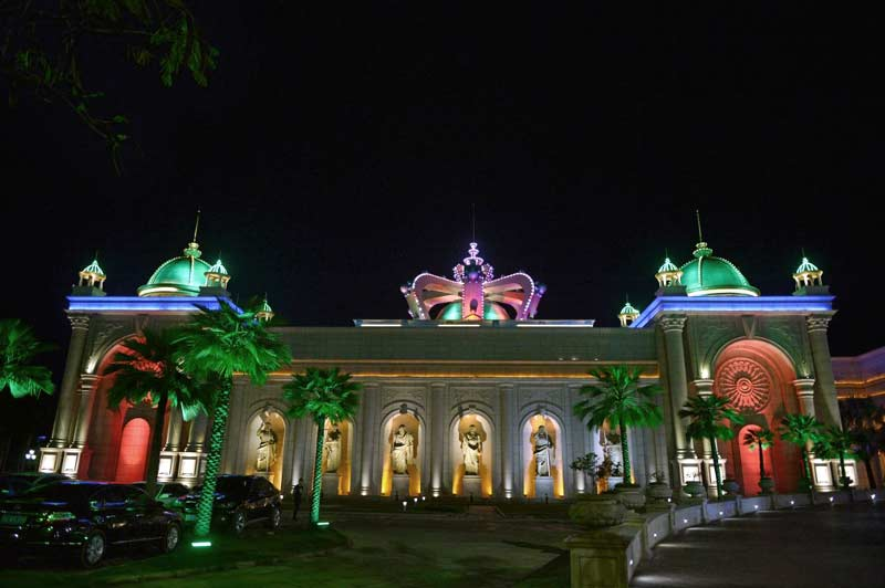 Kings Romans Casino, Laos