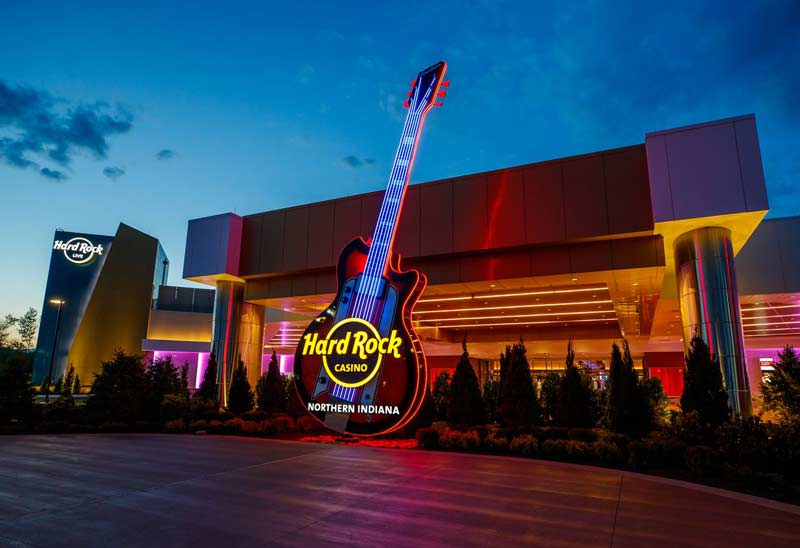 Hardrock Casino Northern Indiana