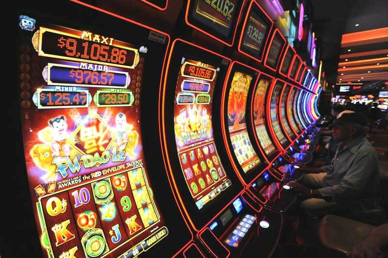 Maryland casinos report huge money earned in the month of May, 2021