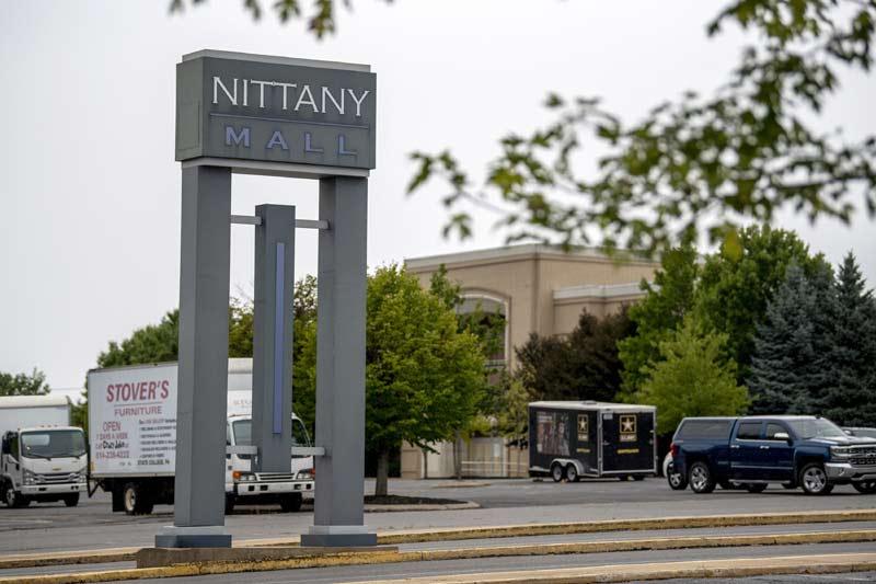 Nittany mall casino in Pennsylvania