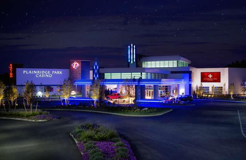 Plainridge Park Casino, Massachusetts
